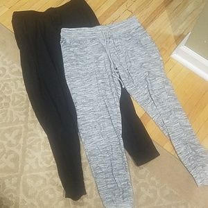 Lot of jogger pants
